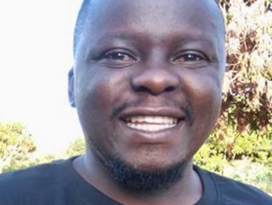 Richard Ssekandi Volunteer Support Coordinator in Uganda
